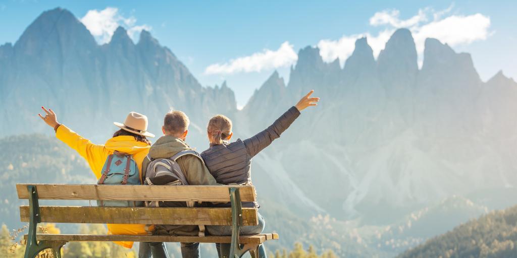 """Wandern in Italien: Wanderurlaub im  """"La dolce vita"""" Land"""