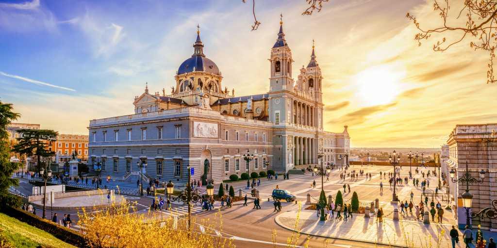Pilgern auf dem Camino de Madrid