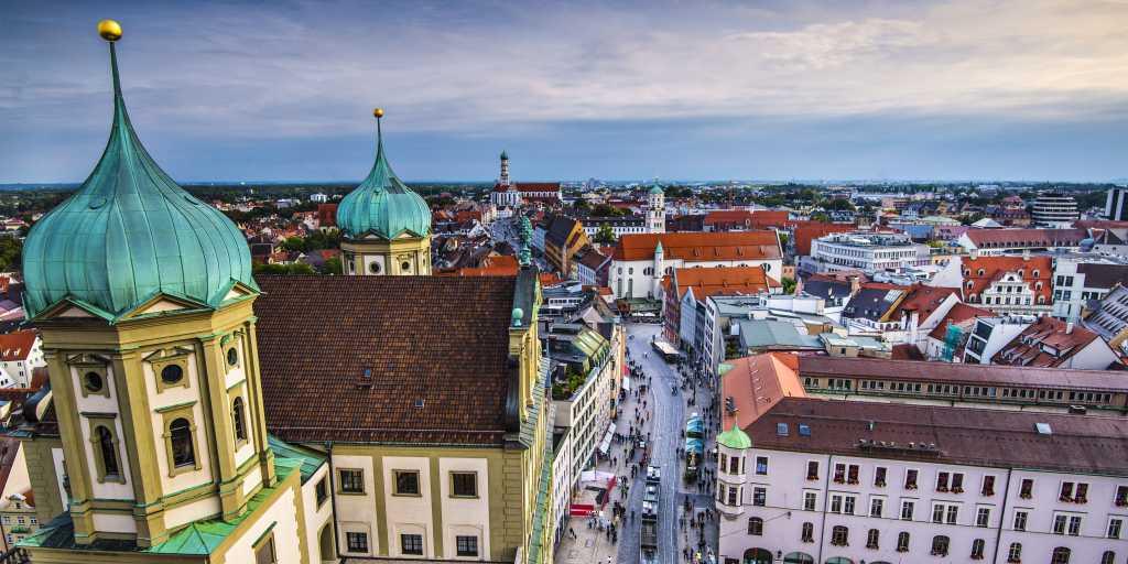 Pilgern auf dem Augsburger Jakobsweg