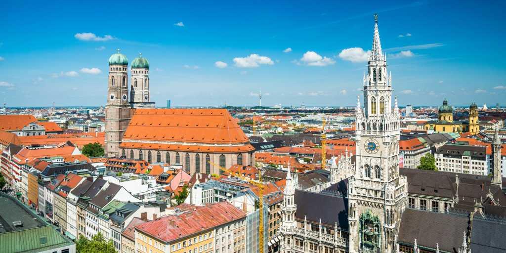 Der Münchner Jakobsweg - von München nach Bregenz