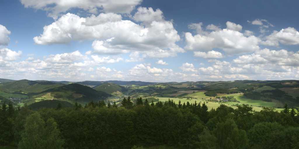 Wandern im Sauerland - von seiner schönsten Seite