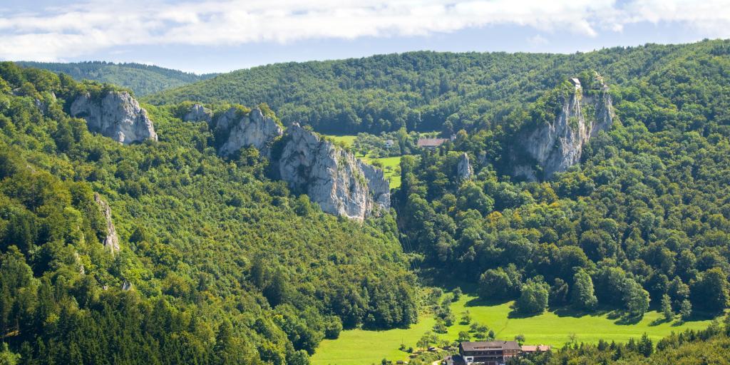 Wandern in der Schwäbischen Alb - ein facettenreiches Mittelgebirge