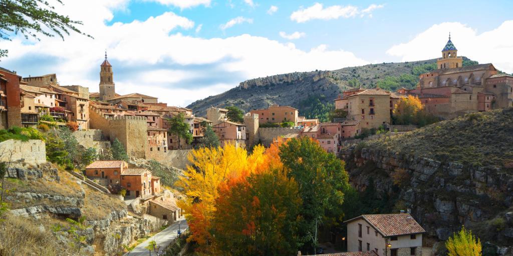 Wandern in Aragon - Zentralpyrenäen, hohe Berge und Saragossa
