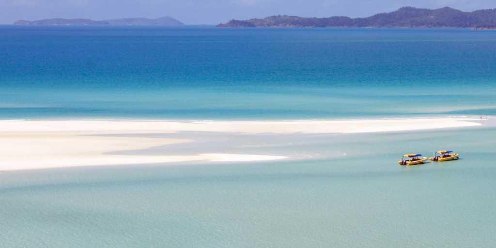 Wandern an der Ostküste von Australien - das Great Barrier Reef erleben
