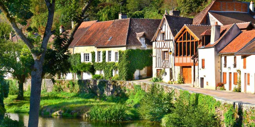 Wandern im Burgund - individuell oder geführt