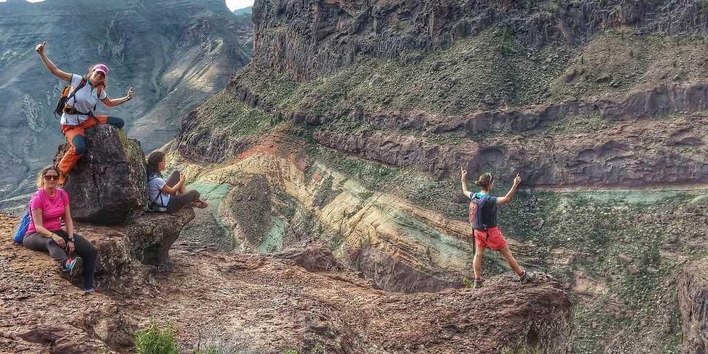 Wandern auf Gran Canaria - vielfältige Flora und Fauna entdecken