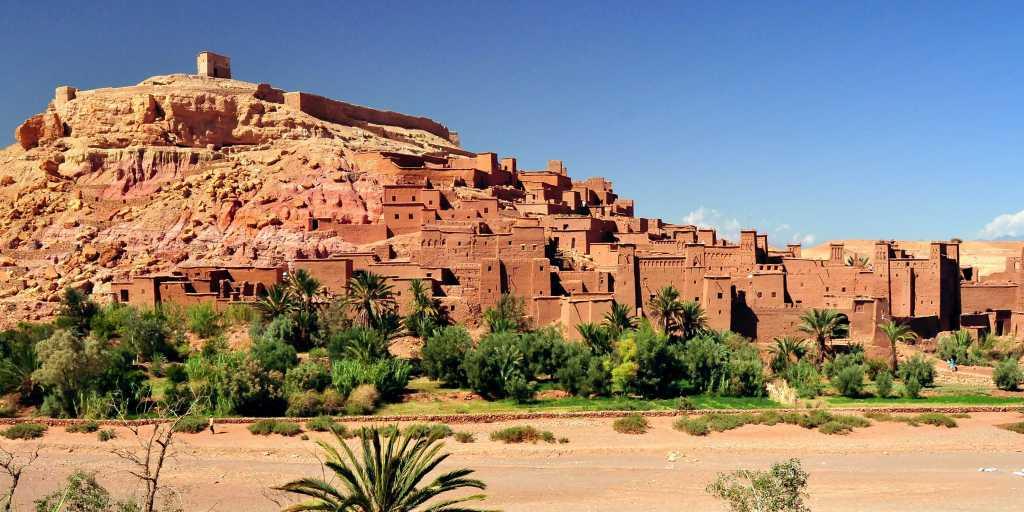 Wandern in Marokko - Wüste und Küste - ein facettenreiches Land erleben