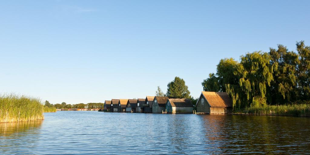 Wandern an der Mecklenburger Seenplatte - Wanderurlaub individuell oder geführt