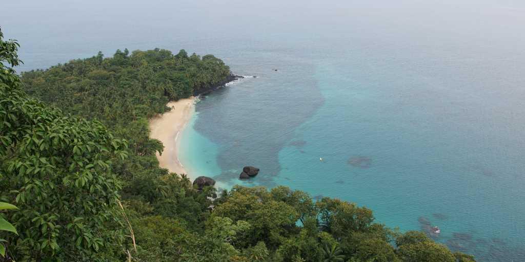 Wandern auf Sao Tome und Principe - Exotische Inseln mit allen Sinnen erleben