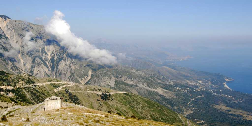 Wandern in Albanien - Küsten und Bergregionen entdecken