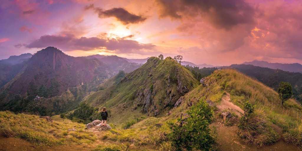 Wandern für Single und Alleinreisende