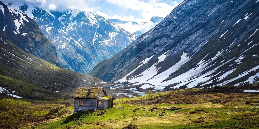 Wandern mit Hüttenübernachtung