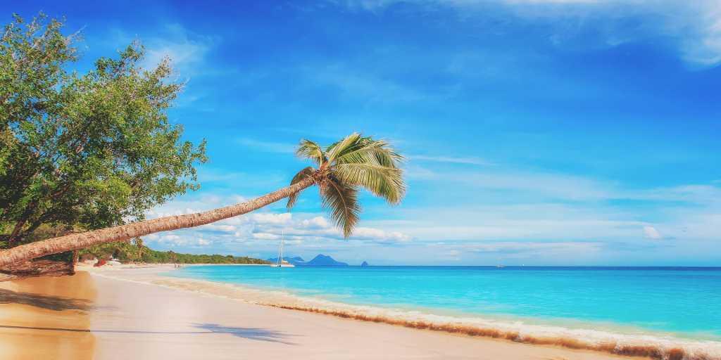 Wandern in der Karibik: Strände und tropische Landschaften erleben