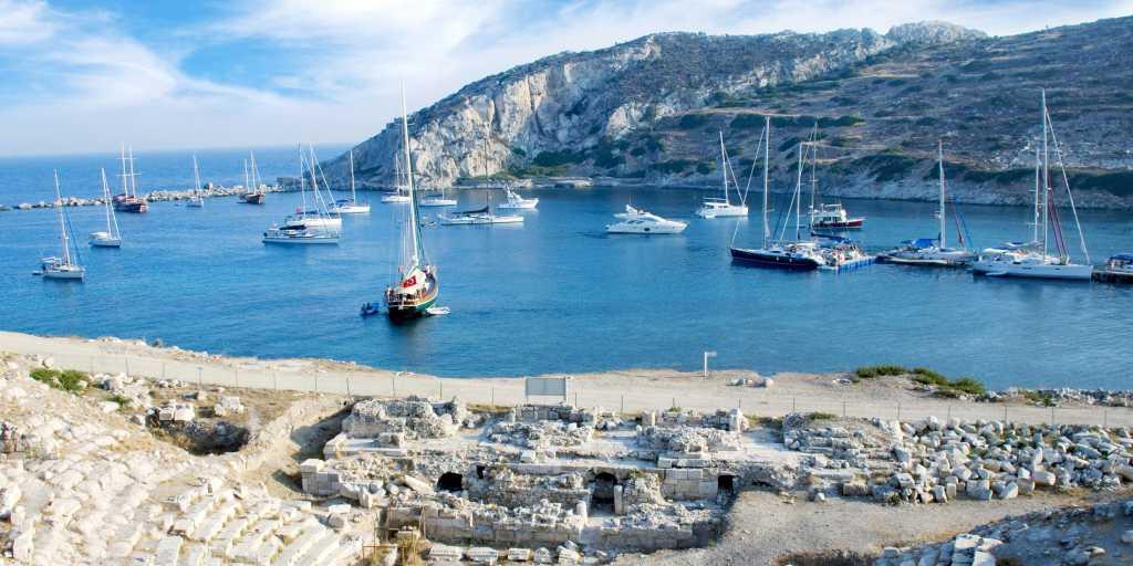 Wandern an der Ägäis in der Türkei - die Region zu Fuß besichtigen
