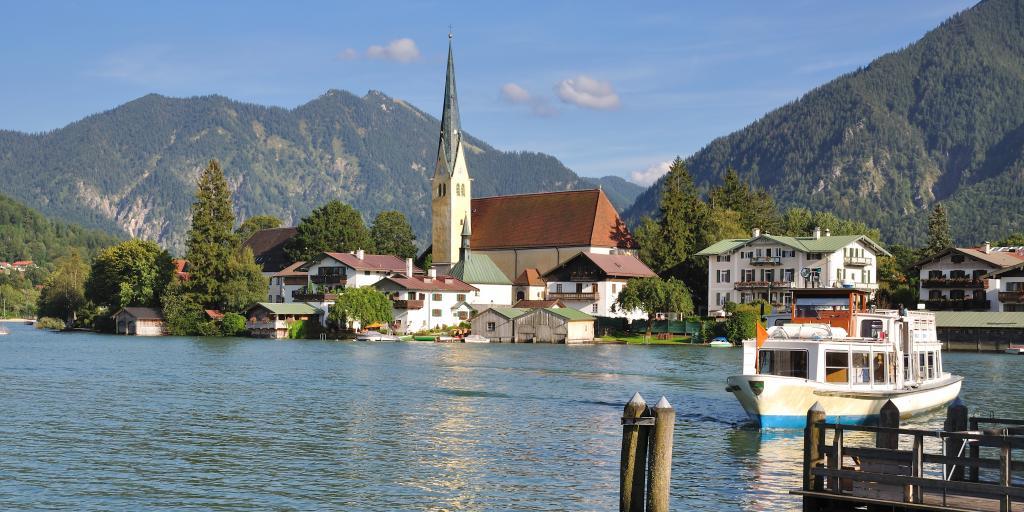 Wandern in der Region Tegernsee-Schliersee - unendlich vielfältige Wanderungen geführt oder individuell