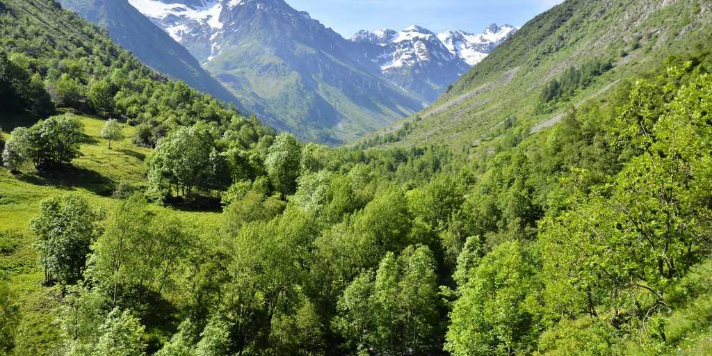 Wandern wie Gott in Frankreich