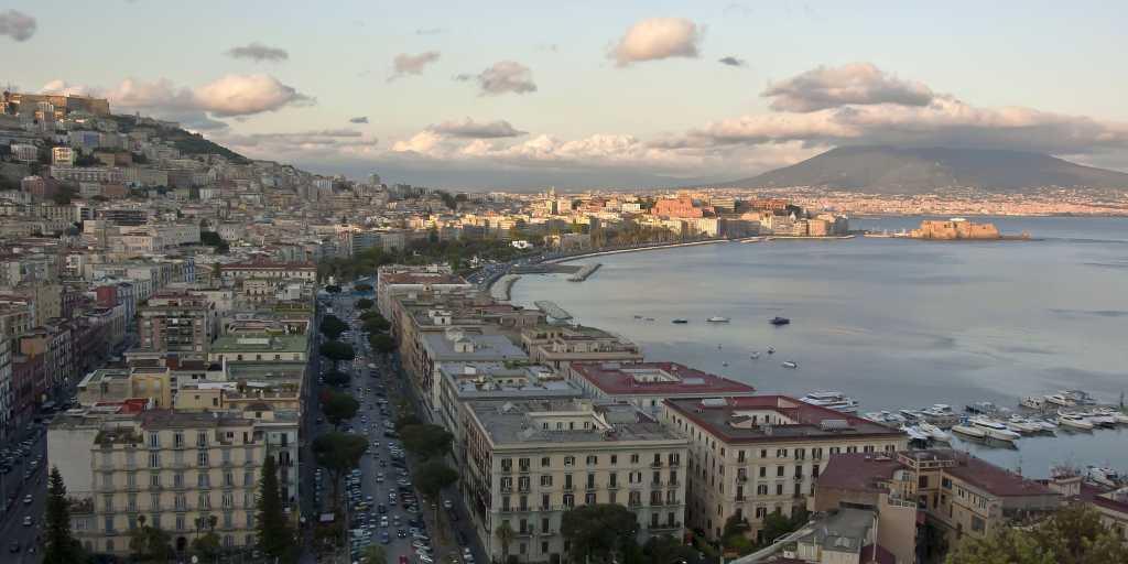 Wandern am Golf von Neapel