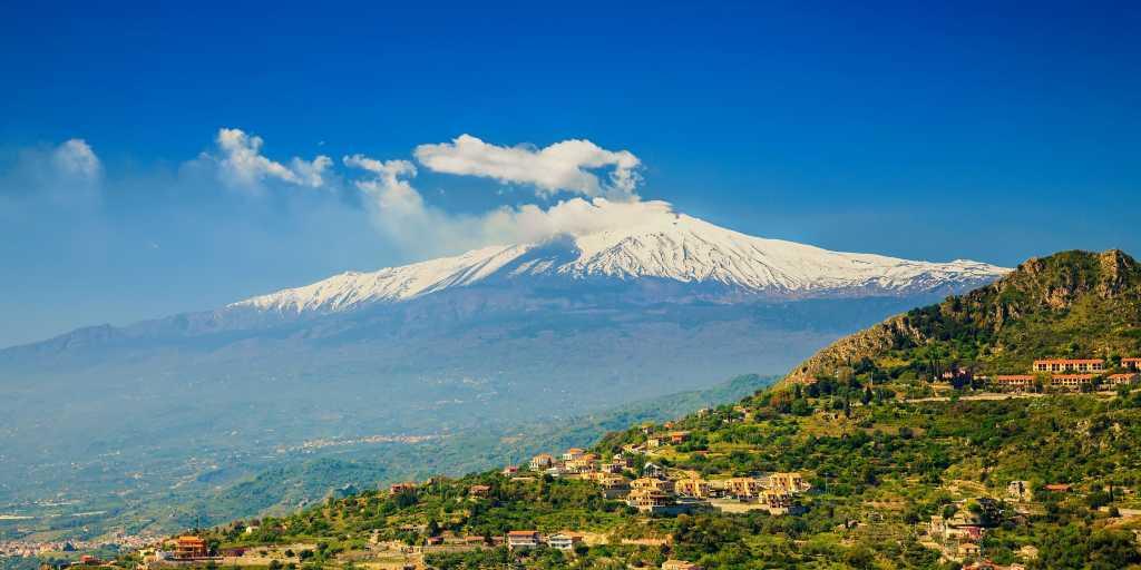 Wandern auf Sizilien und den Liparischen Inseln