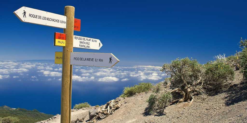 Lohnende Wanderziele auf La Palma