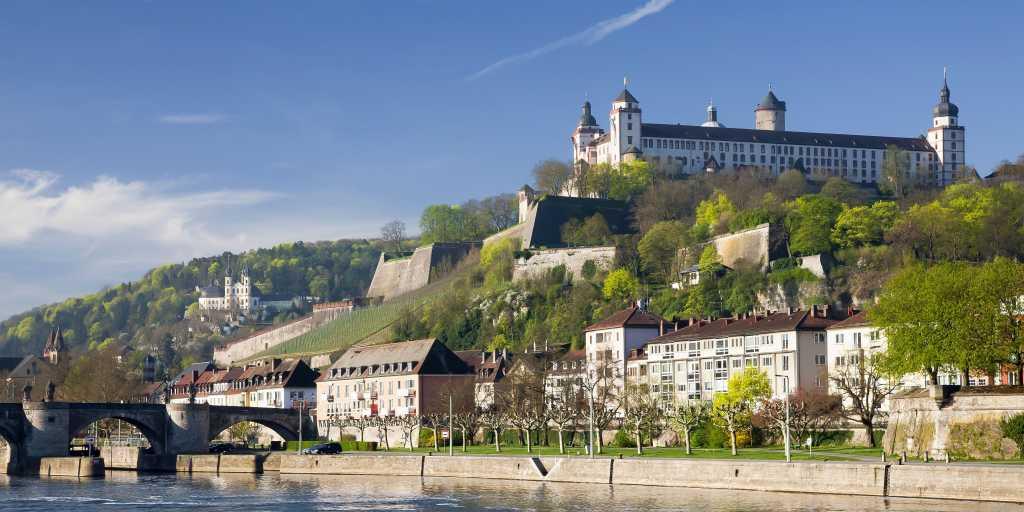 Wandern ohne Gepäck in Franken