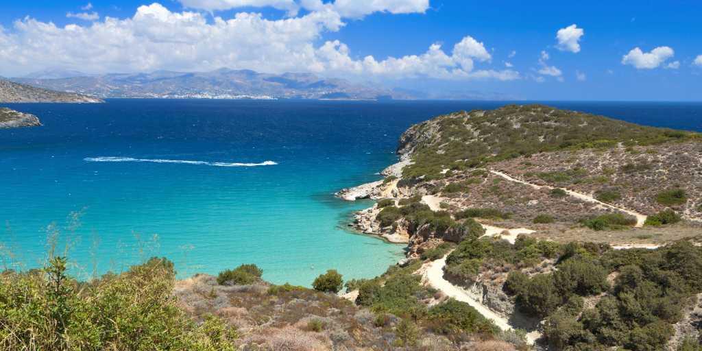 Wandern ohne Gepäck auf Kreta