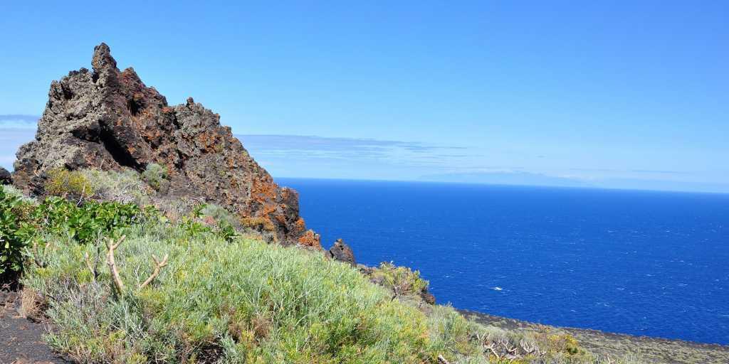 Wandern ohne Gepäck auf La Palma