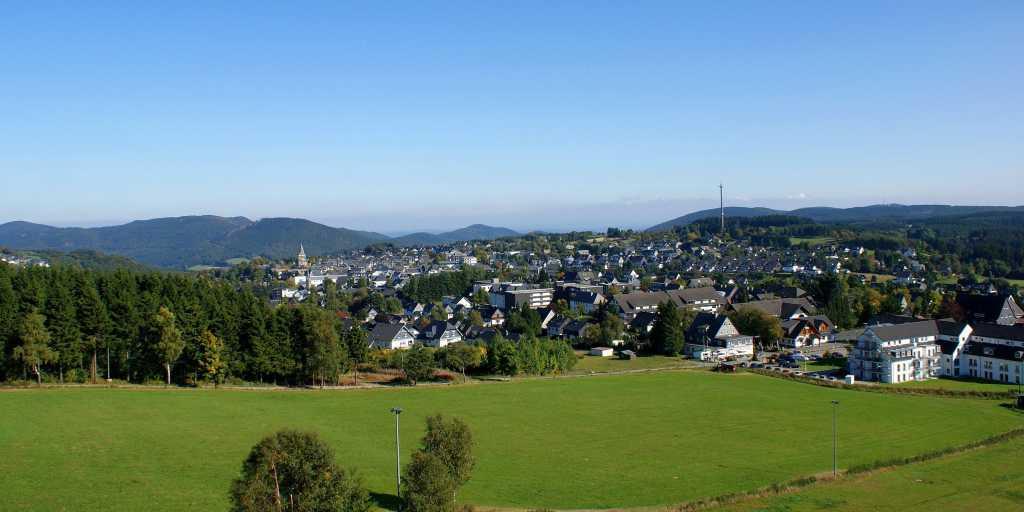 Wandern ohne Gepäck im Sauerland