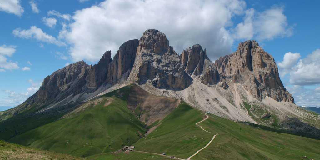 Wandern ohne Gepäck im Trentino
