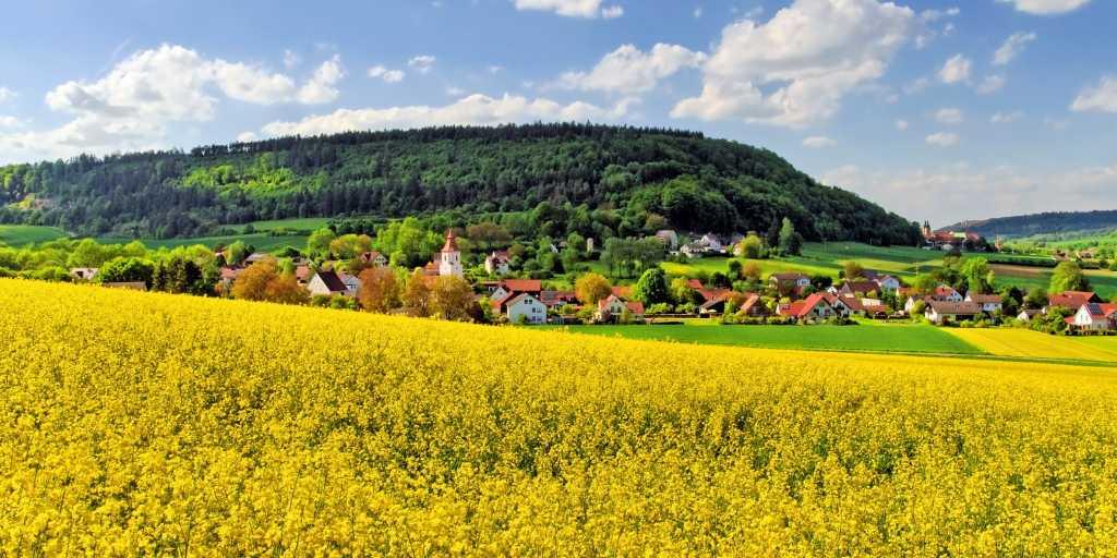 Wandern am Altmühltal-Panoramaweg