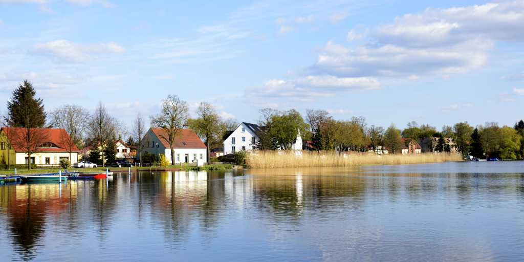 Wandern auf dem Mühlenwanderweg in Brandenburg