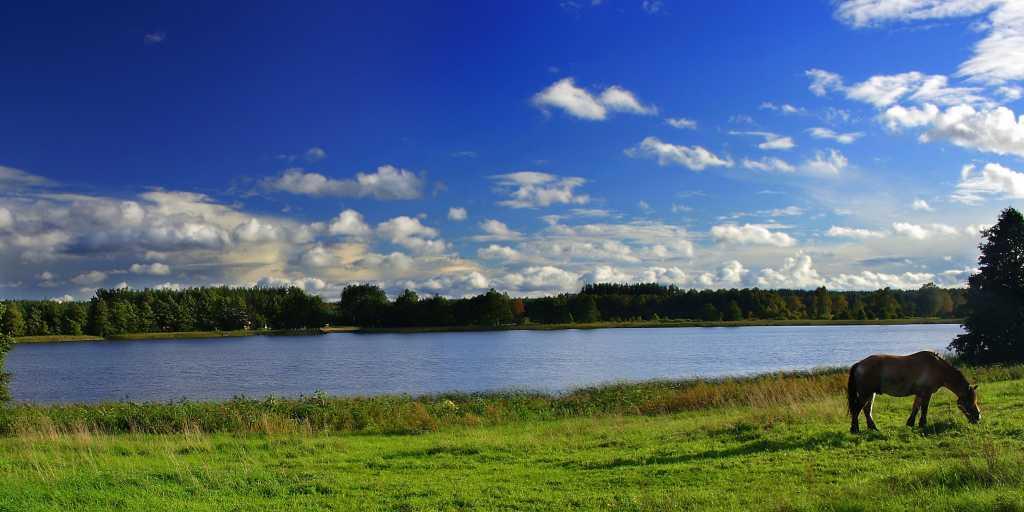 Wandern in Ostpreussen
