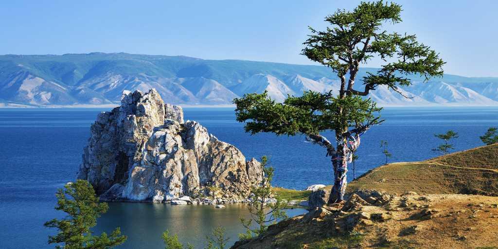 Wandern auf dem Great Baikal Trail