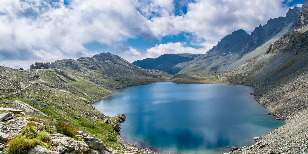 Wandern auf der Grande Traversata delle Alpi GTA
