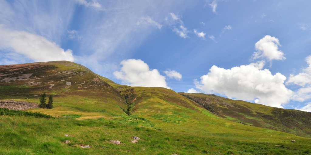 Wandern auf dem West Highland Way