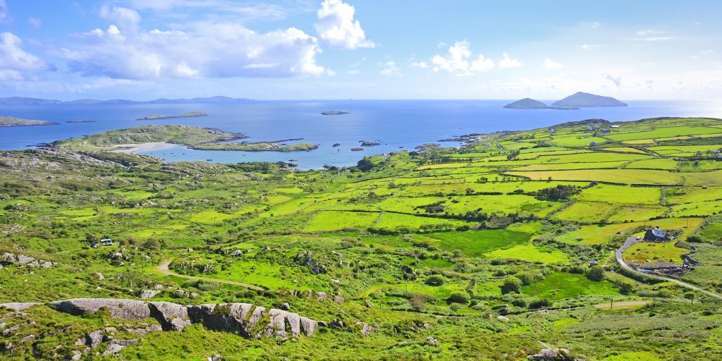 Wandern in Irland