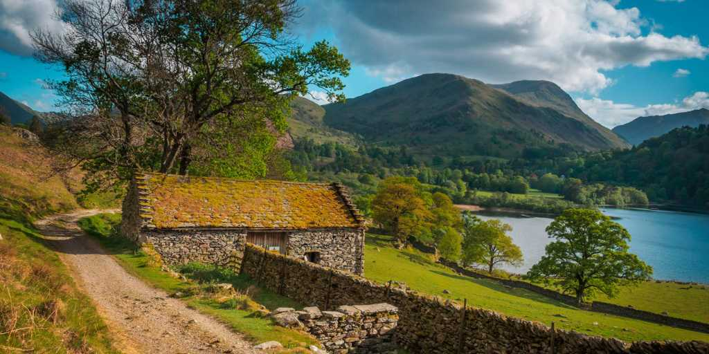Wandern in England