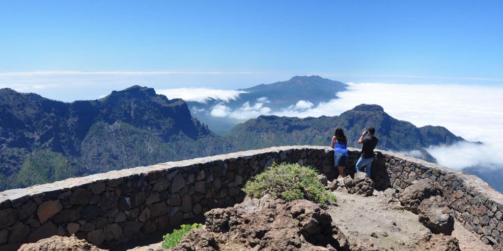 """La Palma: Individuell wandern auf der Vulkaninsel """"Isla Bonita"""" ohne Gepäck"""