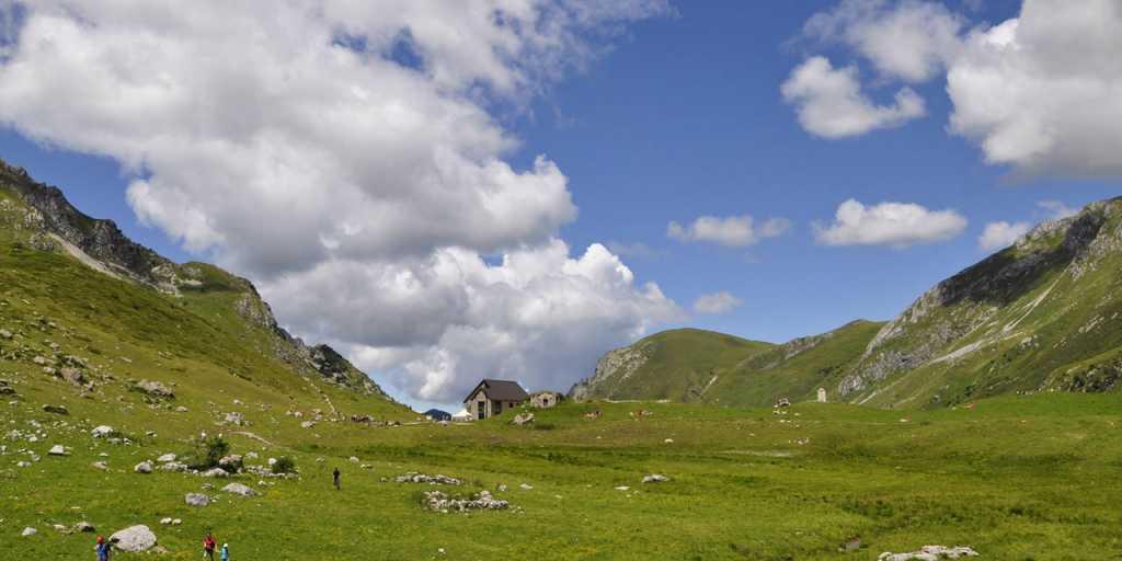 Piemont: Individuell wandern im Valle Maira ohne Gepäck