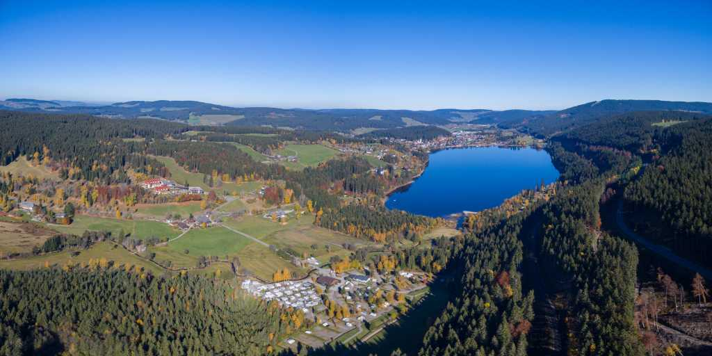 Wandern auf dem Querweg: Vom Titisee im Schwarzwald nach Radolfzell am Bodensee