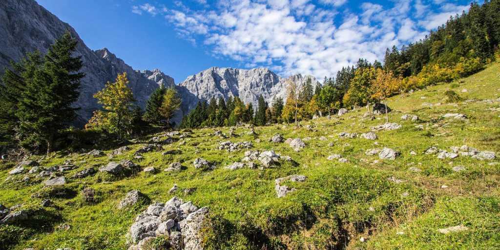 Wandern auf dem Tiroler Höhenweg