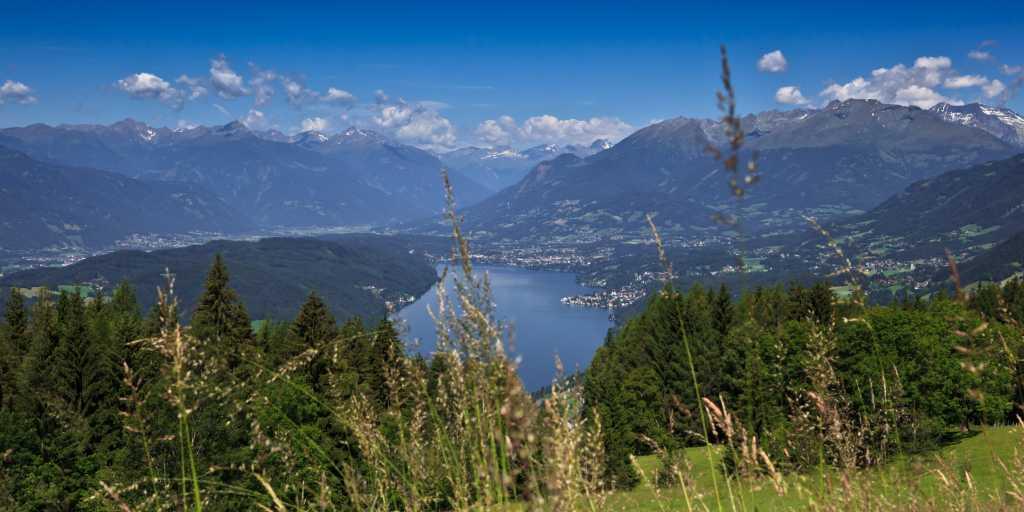 Kärnten: Individuell wandern ohne Gepäck - Berge & Seen