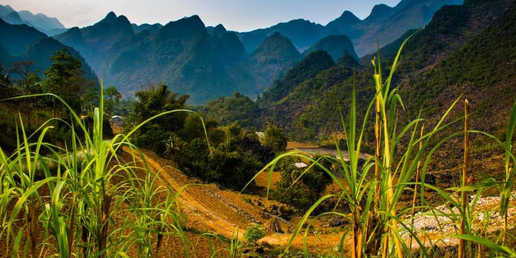 Privatreise: Vietnam - Wandern in den nördlichsten Bergen