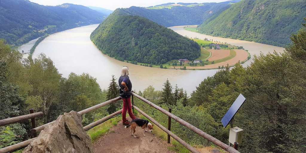 Wandern auf dem Donausteig: Von Passau nach Linz entlang der Donau