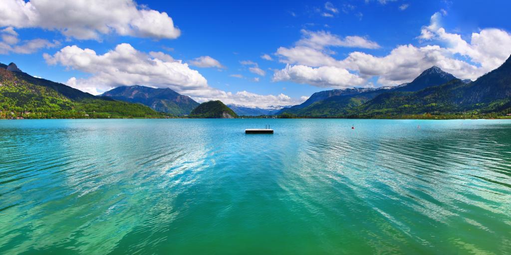 Wandern im Salzkammergut - Zehn-Seen-Trekking