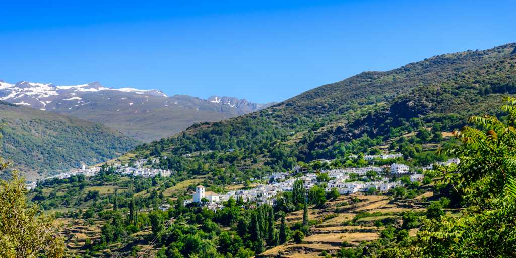 Andalusien: Geführte Wanderreise - Ruta Oriental