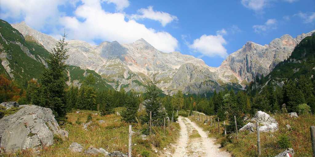 Wandern ohne Gepäck im Pinzgau - Salzburger Gipfel & Kitzbühler Alpen