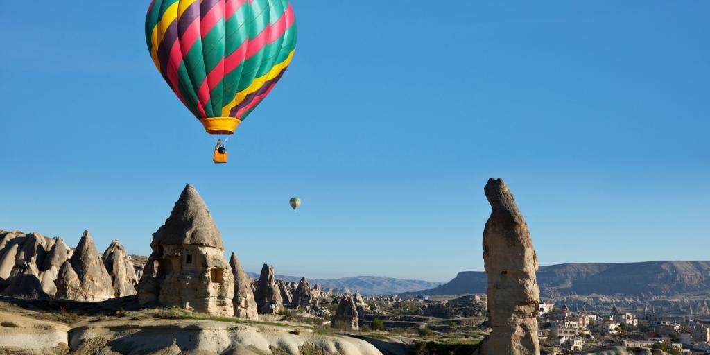 Wandern in der Türkei - Kappadokien & Taurusgebirge