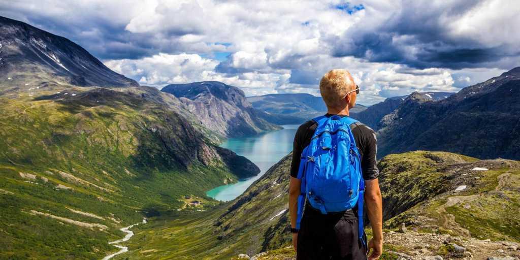 Wandern in Norwegen von Kopenhagen nach Bergen