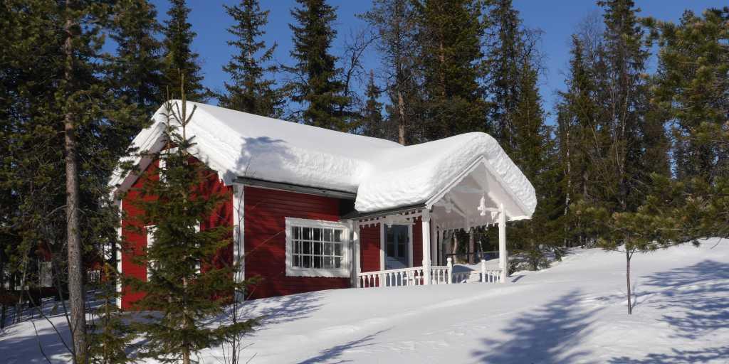 Winterwandern in Schwedisch-Lappland