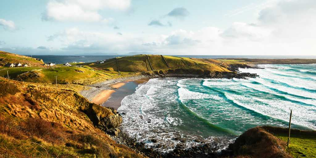 Irlands Norden: Wandern in Donegal